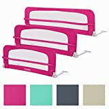 Bettgitter 100/120/150cm Bettschutzgitter Kinderbettgitter Babybettgitter Gitter Kinderbett Fallschutz Bett diverse Farben